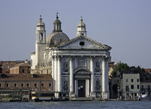 Baroque church Gesuati, Venice Royalty Free Stock Photo