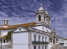 Baroque church, Sitio, Portugal Stock Image