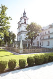 The baroque church of Sts. Michelangelo and Stanislaus - Skalka Stock Photos