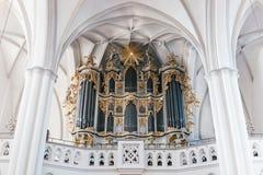 Baroque church Royalty Free Stock Photos