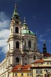 Baroque de Praga imagens de stock