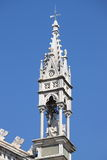 Baroque decorations on St. Mark Cathedral in Venice Royalty Free Stock Image
