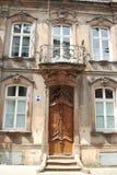 Baroque doorway Germany Royalty Free Stock Photos