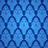 Baroque endless pattern Stock Image