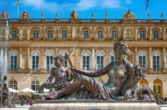 Free Baroque Fountain Stock Photos - 91351863