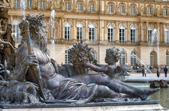 Free Baroque Fountain Stock Photo - 91352160