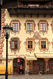 Baroque House.Austria. Royalty Free Stock Photos