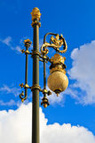 Baroque lantern Royalty Free Stock Photo