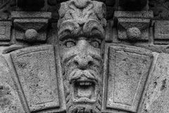 Baroque mask Stock Photo