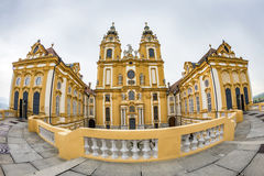 Baroque Melk Abbey Benedictine monastery Royalty Free Stock Photo