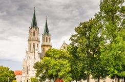 Monastery Klosterneuburg in Austria Stock Images