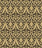 Baroque ornament Stock Image