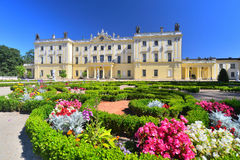 Baroque palace Stock Photos