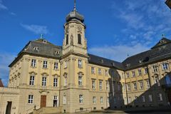 Baroque palace in Werneck, Germany. Stock Photography