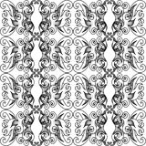 Baroque pattern Stock Images