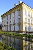 Baroque Reflection Royalty Free Stock Photos