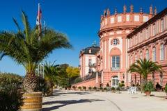 Baroque Residence Schloss Biebrich Stock Photo