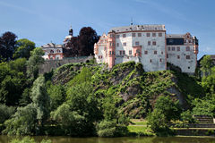 Baroque Residence Weilburg Royalty Free Stock Photography