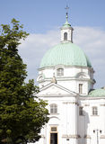 St. Casimir Church in Warsaw Royalty Free Stock Images