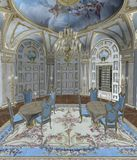 Baroque room 1 Stock Photos