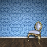 Baroque room Stock Photos