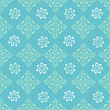 Baroque seamless pattern Stock Photography