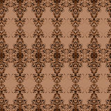 Baroque Seamless Pattern Royalty Free Stock Photos