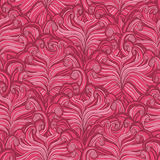 Baroque seamless pattern Stock Image