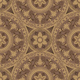 Baroque Seamless Pattern. Damask seamless floral background pattern. Vector illustration vector illustration