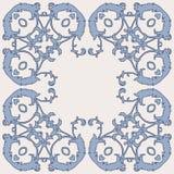 Baroque seamless pattern Royalty Free Stock Photos