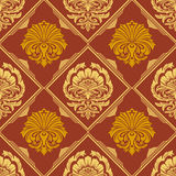 Baroque Seamless Pattern3 Royalty Free Stock Images