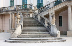 Baroque Stairway Royalty Free Stock Image