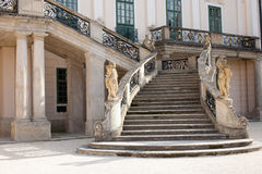 Baroque Stairway Stock Photography