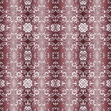 Baroque style  seamless pattern. Stock Image