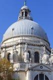 Baroque 17th century church Santa Maria della Salute, Venice, Italy Stock Photos