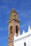 Baroque tower Stock Photo