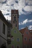 Baroque tower Royalty Free Stock Photos