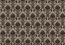 Baroque wallpaper stock photo