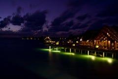 Baros de Night Imagenes de archivo