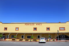 Barossa Valley Penfolds Estate premium wine making company. Royalty Free Stock Photos