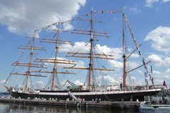 Barque Royalty Free Stock Photography