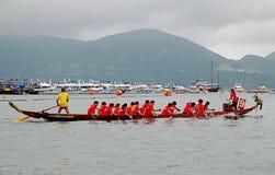 Barqueiro Fotos de Stock Royalty Free