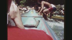 Barquero Pushing His Boat metrajes