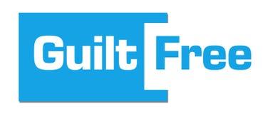 Barra abstracta azul libre de la culpabilidad stock de ilustración