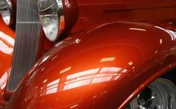 Barra caliente Foto de archivo libre de regalías