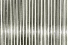 Barra d'acciaio in bianco e nero Fotografie Stock