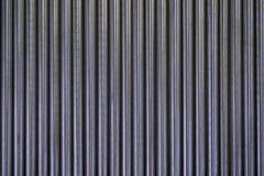 Barra d'acciaio in bianco e nero Immagini Stock Libere da Diritti
