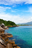 Barra da Lagoa - Florianopolis - Brazilië Royalty-vrije Stock Afbeeldingen