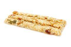 Barra da nutrição Imagem de Stock