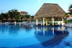Barra da piscina Fotografia de Stock